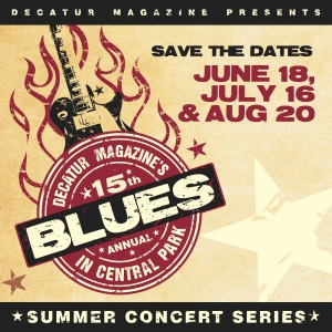 Blues in Central Park Summer Concert Series 2015