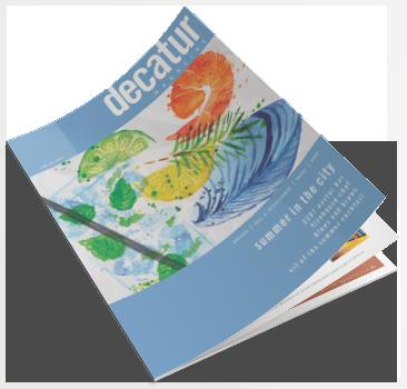 Decatur Magazine June-July 2016