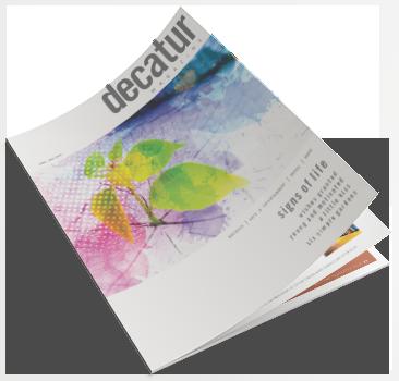 Decatur Magazine April-May 2016