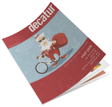 Decatur Magazine December 2015 / January 2016