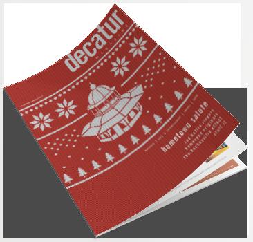 Decatur Magazine December-January 2017