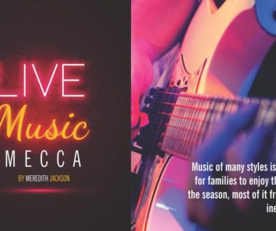 Decatur Magazine June/July 2017 - Live Music Mecca