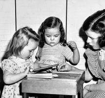 A Century of Childcare