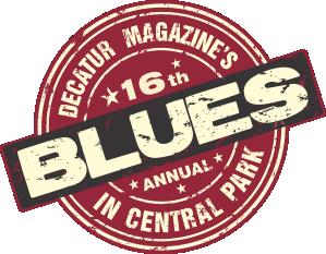 Decatur Magazine Blues in Central Park 2016