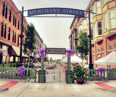 Decatur Magazine Decatur Celebration Wine Garden