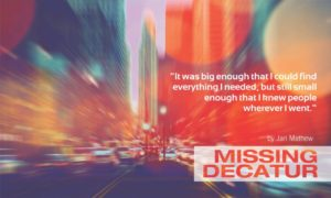 Missing Decatur