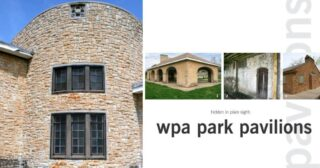 WPA Pavilions in Decatur, Illinois