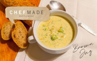 Brown Jug Cheese Soup Recipe(s)