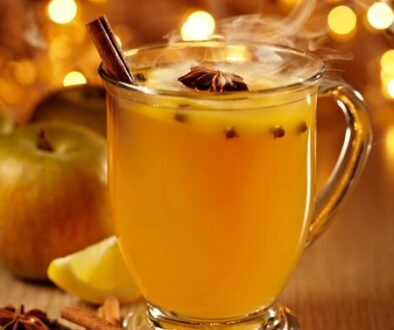 HERE WE GO A'WASSAILING!