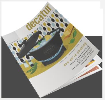 Decatur Magazine August/September 2021